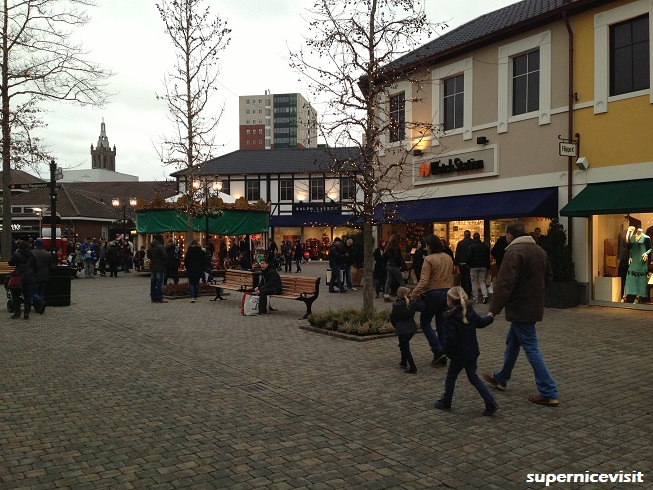 Roermond outlet supernicevisit